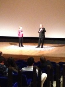 Quin Matthews and Sharon Benge share stories of their interviews at the DMA.