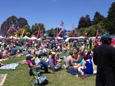 Annual El Cerrito 4th of July celebration at Cerrito Vista Park.
