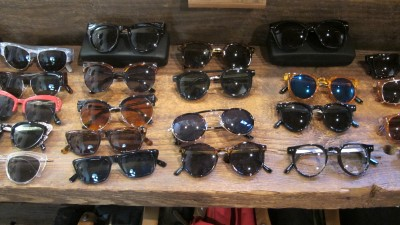 Fifty shades of shades.