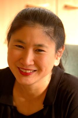Portia Lee, acupuncturist extraordinaire.