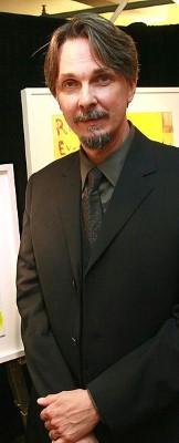 Jon J Muth, 2011, photo by Stuart Ramson.