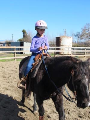 Isabella and Maggie in Santa Rosa, summer 2014.