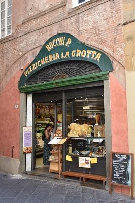 Porcini mushrooms sold here!