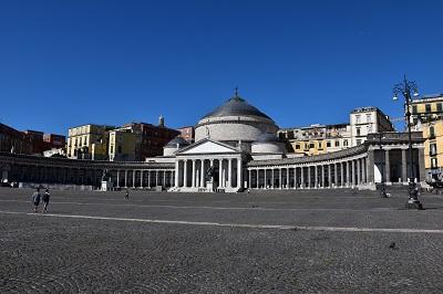 Piazza del Plebiscito.
