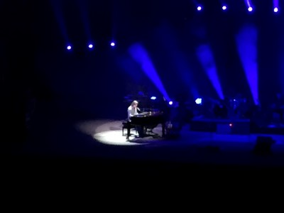 I was thrilled when Jackson Browne introduced his heartbreaking song Sky Blue & Black by saying that it was one of his favorite songs. Me too!
