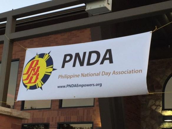 In Elk Grove, celebrating PNDA's 25 years in the community.