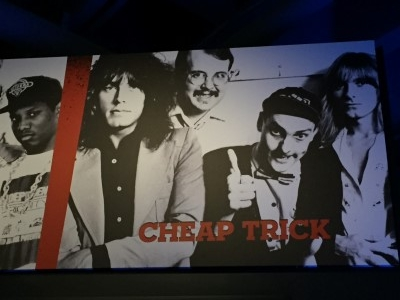 2016 inductees Cheap Trick.