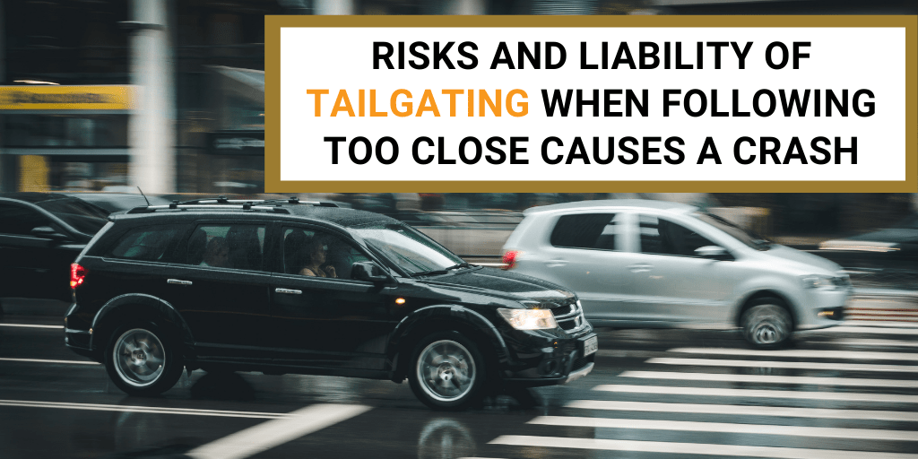 risks and liability of tailgating