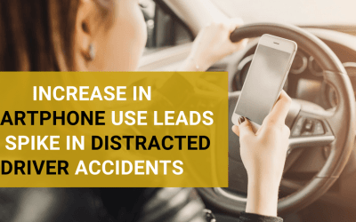 Increase in Smartphone Use Leads to Spike in Distracted Driver Accidents