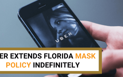 Uber Extends Florida Mask Policy Indefinitely