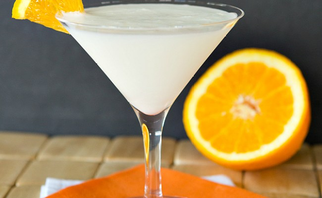 Creamsicle Cocktail The Drink Kings