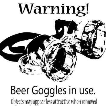 'Beer Goggle' study wins award