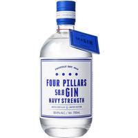 Four Pillars - Navy Strength Gin 70cl Bottle