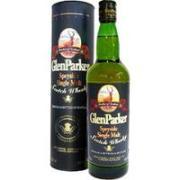 Glen Parker - Single Malt Scotch Whisky 70cl Bottle