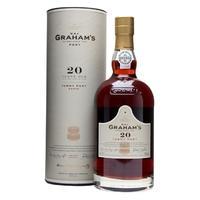 Graham's 20 Year-Old Tawny Port