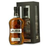 Isle of Jura 21 Year Whisky 70cl