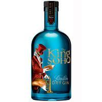 King Of Soho - London Dry Gin 70cl Bottle