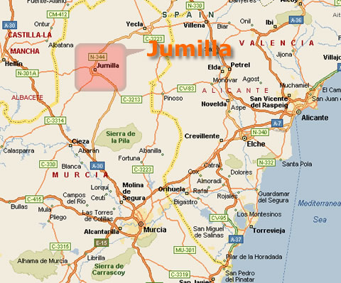 Jumilla A Wine Region That Has Come Of Age Article By Duncan