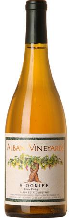 Alban Vineyards Viognier 2014