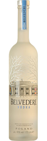 Belvedere Vodka 1.75lt Bottle