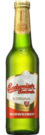 Budweiser Budvar 24 x 330ml Bottles