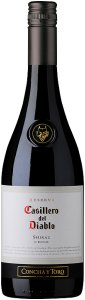 Casillero del Diablo Shiraz 75cl - Case of 6