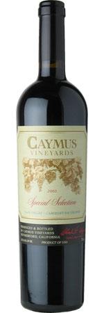 Caymus Special Selection Cabernet Sauvignon 2012