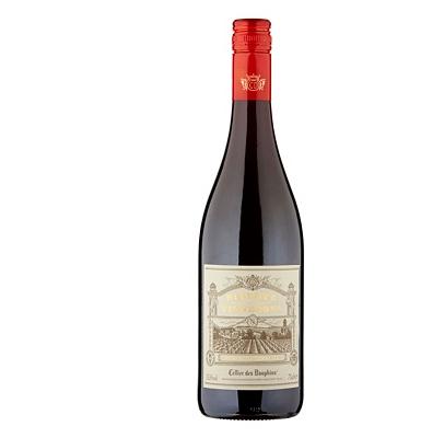 Cellier Des Dauphins Cuvée Des Vignerons Merlot/grenache Vin De France