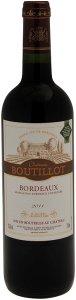 Château Boutillot Bordeaux 75cl - Case of 6