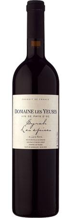 Domaine Les Yeuses 'Les Epices' Syrah 2014