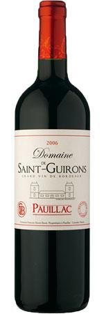 Domaine de Saint Guirons 2011