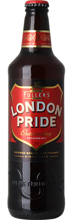 Fuller's London Pride 12 x 500ml Bottles
