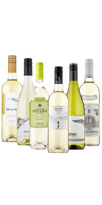 Great Value Autumn Whites Mixed Case - Case of 6