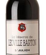 La Réserve de Léoville-Barton 2011/2012