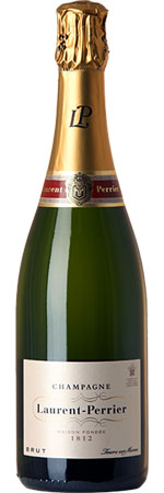 Laurent-Perrier Brut Single Bottle Champagne