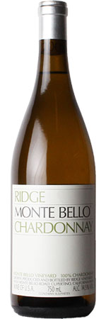 Ridge Monte Bello Chardonnay 2013