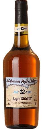 Roger Groult Calvados 12-Year-Old NV 70cl
