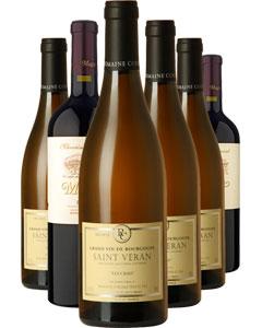 The Fine Wine Six Wine Gift 6 x 75cl Bottles