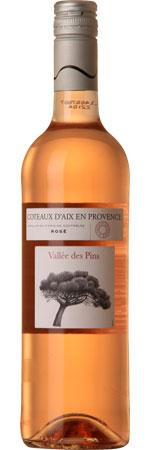 Vallée Des Pins Rosé 2015