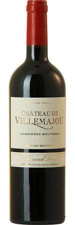 Château de Villemajou Grand Vin 2012