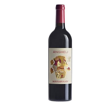 Donnafugata Angheli Merlot/cabernet Sauvignon