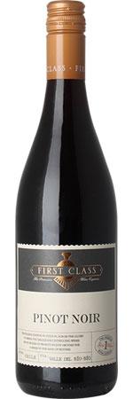 First Class Pinot Noir 2015