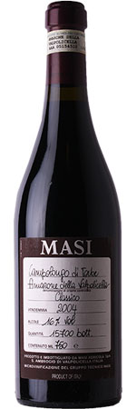 Masi 'Campolongo di Torbe' Amarone Classico 2009