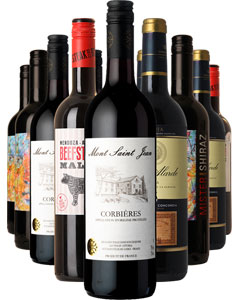 Must-Have Reds 12 x 75cl Bottles