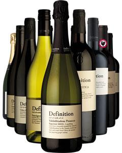 The Definition Case 12 x 75cl Bottles