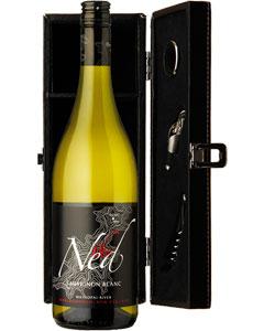 The Ned Sauvignon Blanc Single Bottle Wine Gift in Accessories Box