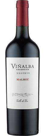 Viñalba Reserve Malbec 2014