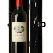 Vieux Remparts Lussac St-Emilion Single Bottle Wine Gift in Accessories Box