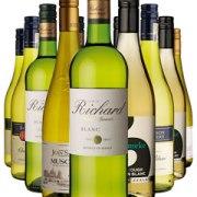 Wonderful Whites Six 12 x 75cl Bottles