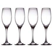 essential Waitrose champagne flutes